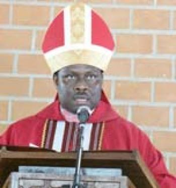 Image result for Most Rev. Charles Hammawa,